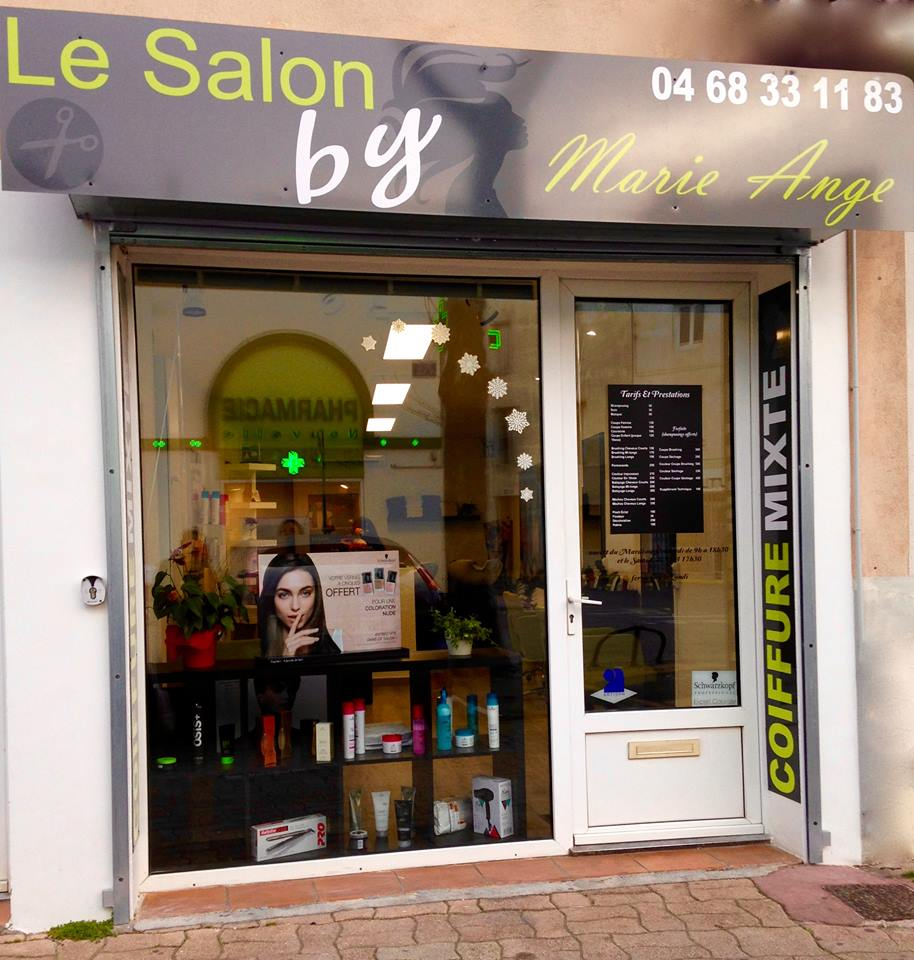 LE SALON BY MARIE-ANGE